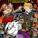 TALL TAILS: Thieves' Quest #20 Cover